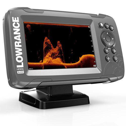 Эхолот-плоттер Lowrance Hook2-5x SplitShot (только GPS, без загрузки карт)