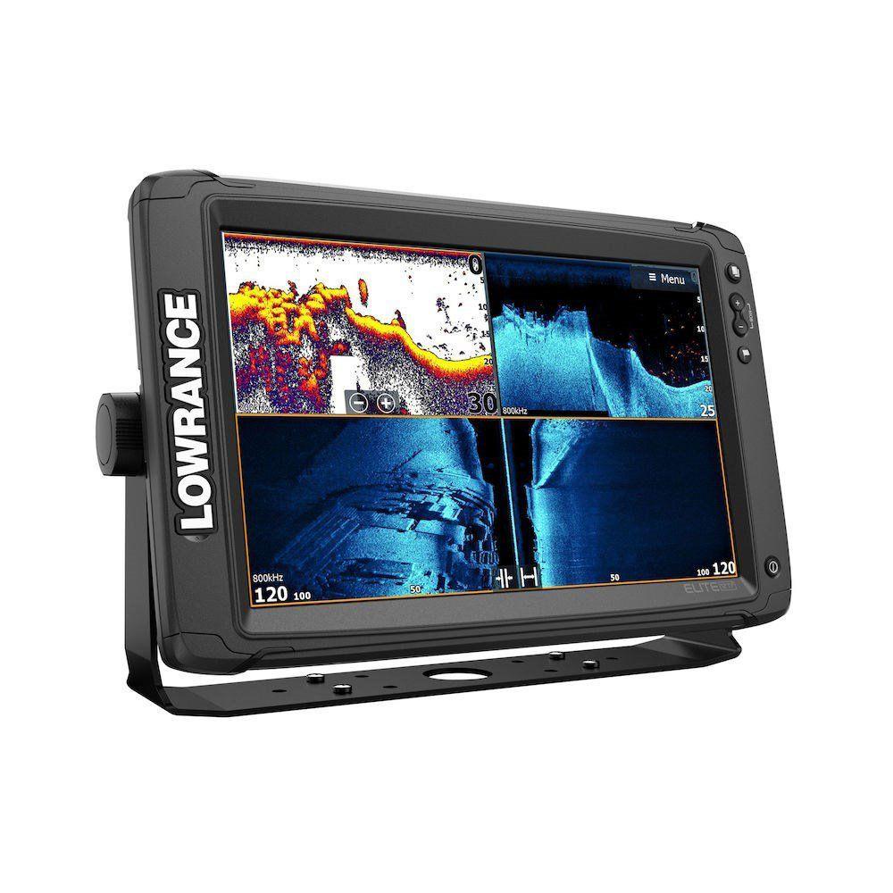 Эхолот-картплоттер Lowrance Elite-12Ti2 с датчиком Active Imaging 3-in-1