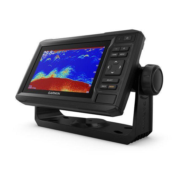 Эхолот-картплоттер Garmin EchoMap Plus 62cv GT20 с датчиком