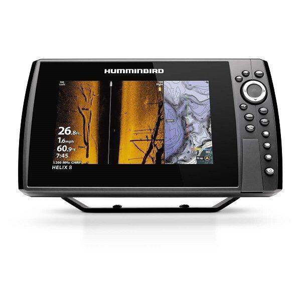 Эхолот Humminbird HELIX 8X CHIRP MSI+ GPS G3N