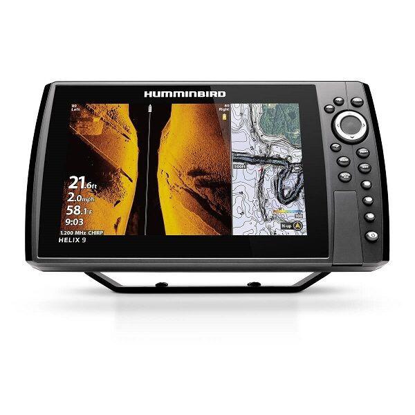 Эхолот Humminbird HELIX 9X MSI+ GPS G3N 410860-1M