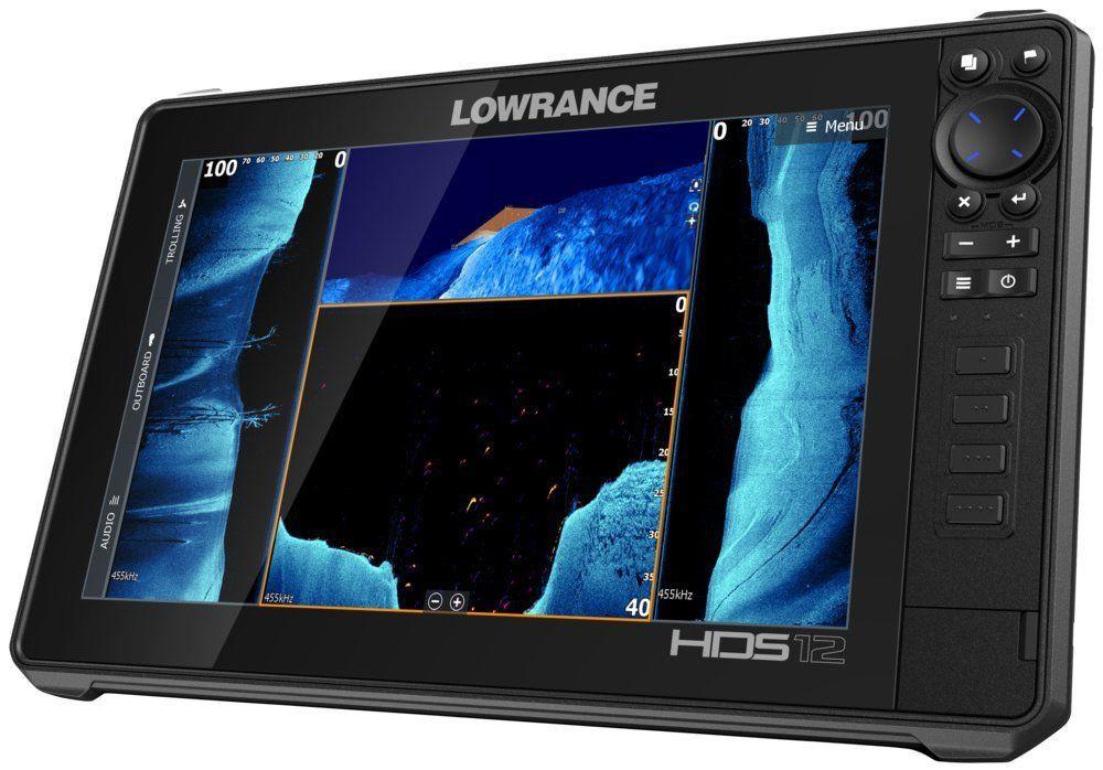 Дисплей Lowrance HDS-12 Live с датчиком Active Imaging 3-in-1