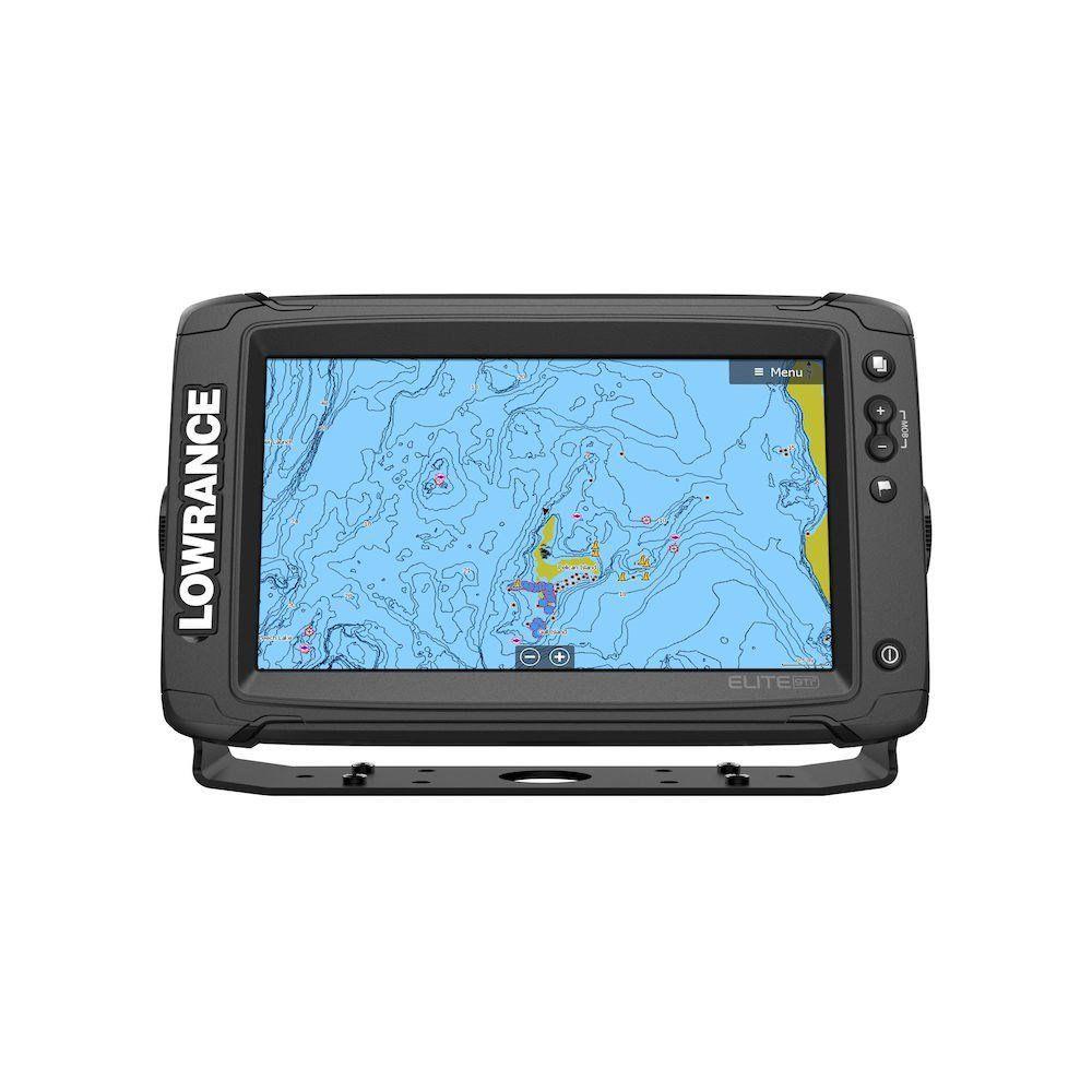 Эхолот-картплоттер Lowrance Elite-9Ti2 с датчиком Active Imaging 3-in-1