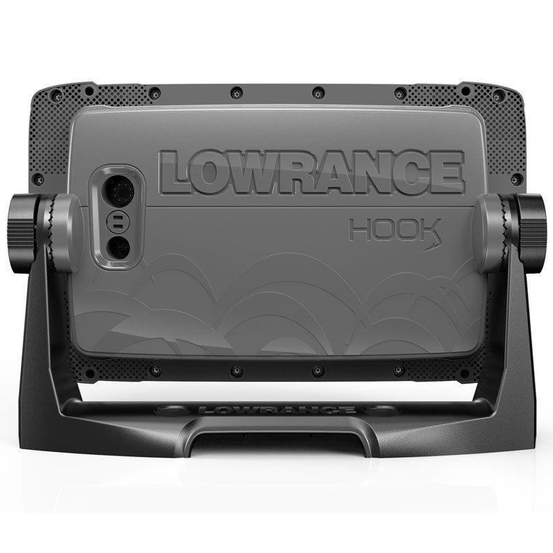 Эхолот-картплоттер Lowrance Hook2-7 SplitShot