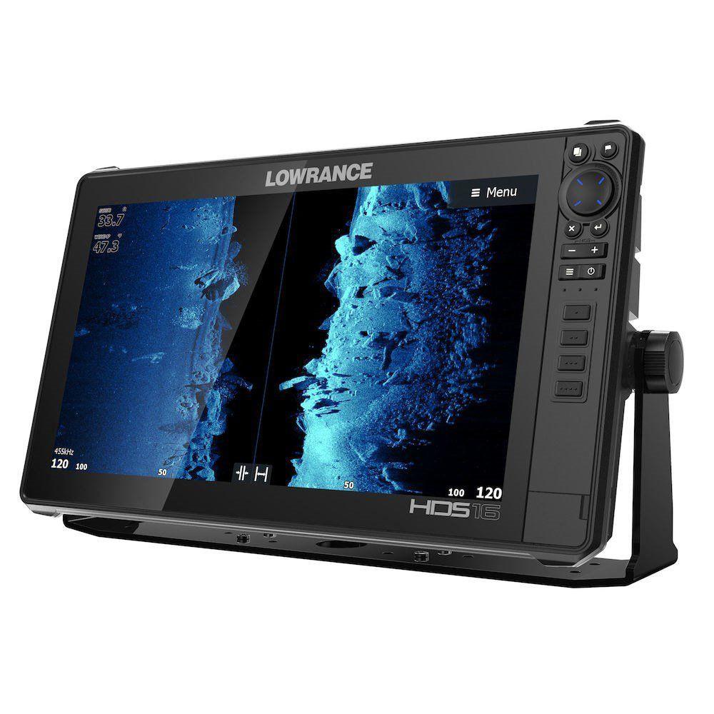 Дисплей Lowrance HDS-16 Live с датчиком Active Imaging 3-in-1