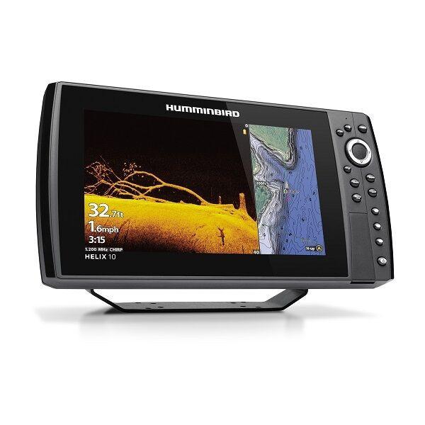 Эхолот Humminbird HELIX 10X CHIRP MSI+ GPS G3N