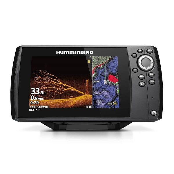 Эхолот Humminbird HELIX 7X CHIRP GPS G3