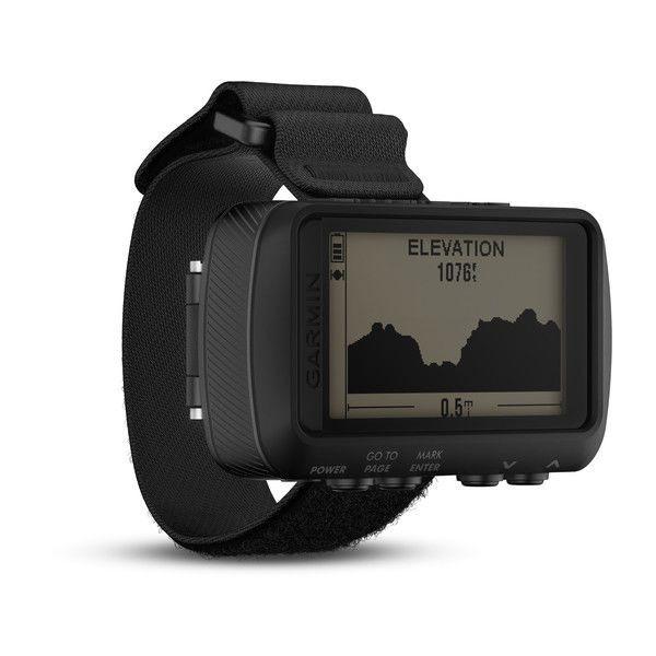 Туристический навигатор в форм-факторе часов Garmin Foretrex 701 Ballistic Edition