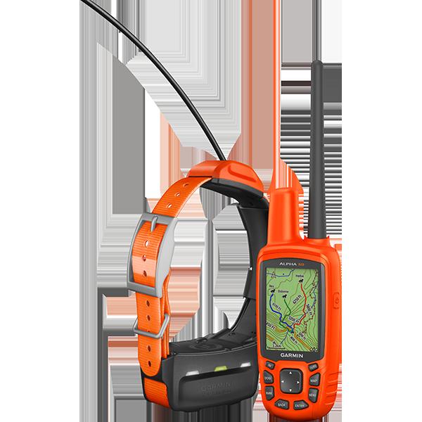 Устройство слежения за собаками Garmin Alpha 50/T5