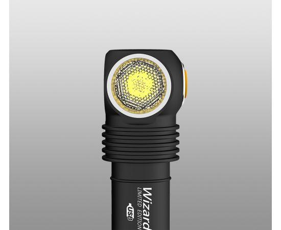 Мультифонарь Armytek Wizard Pro Nichia Magnet USB + 18650