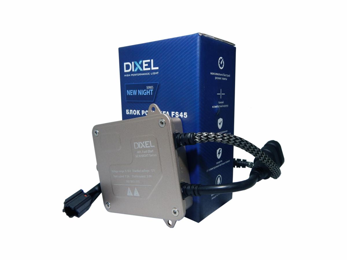 Блок розжига Dixel HPL FS45 New Night Series 45W 9-16V AC
