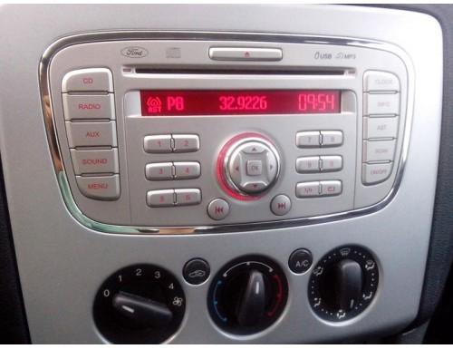 Штатная магнитола 6000CD (USB/MP3/AUX/CD)