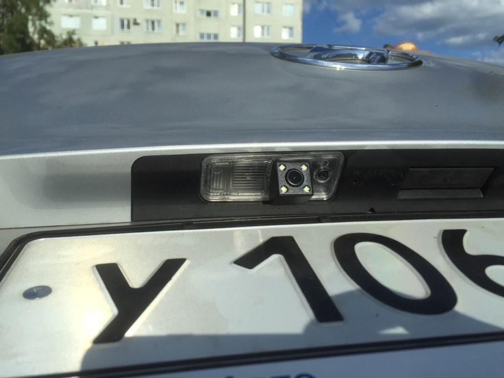 Камера заднего вида HN13 (Hyundai Creta)