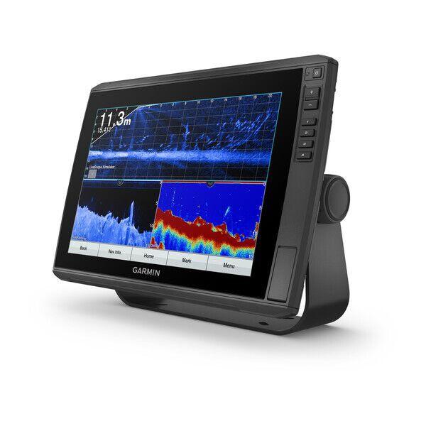 Эхолот-картплоттер Garmin EchoMap Ultra 122sv с датчиком GT54UHD-TM