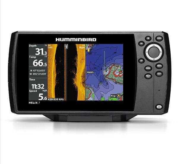 Эхолот Humminbird HELIX 7X CHIRP SI GPS G2N Eth/BT/ACL