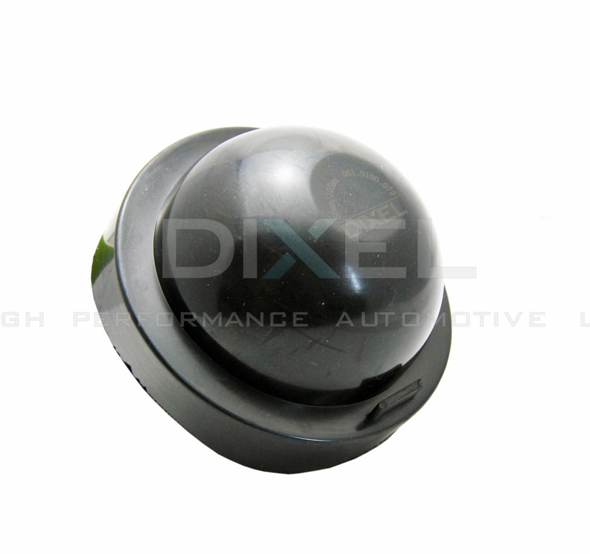Крышка для фары диаметр 105 мм, высота 60 мм
