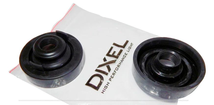 Универсальная крышка для фары H4 диаметр 70 мм, высота 70 мм
