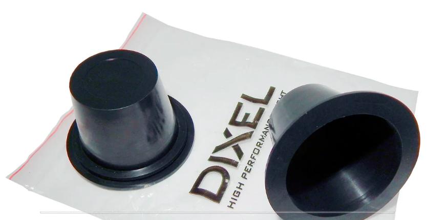 Крышка для фары диаметр 55 мм, высота 50 мм, тип-2